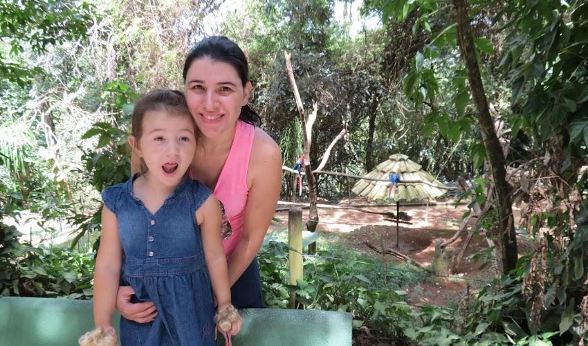 Zooparque Itatiba Passeio ao ar Livre