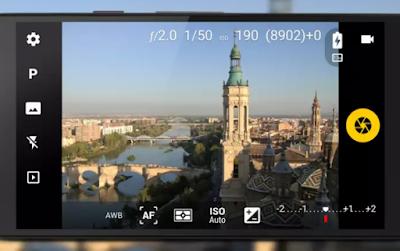 4 Aplikasi Kamera Android Profesional Yang Ada Pengaturan ISO