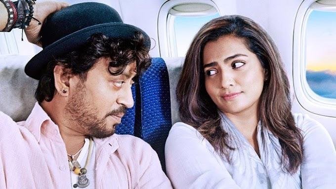 REVIEW; FILM INDIA QARIB QARIB SINGLLE