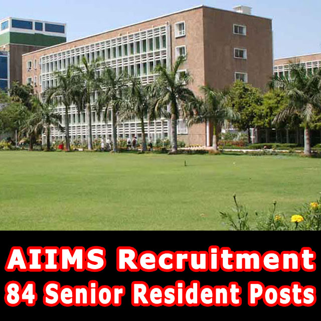 Bhubaneswar AIIMS Recruitment 2020