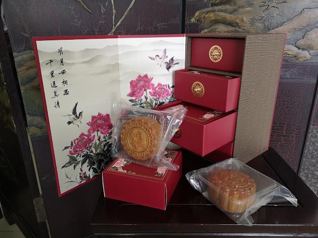 Shang Palace Mooncakes