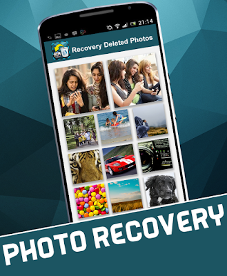 recover deleted images from the Android device