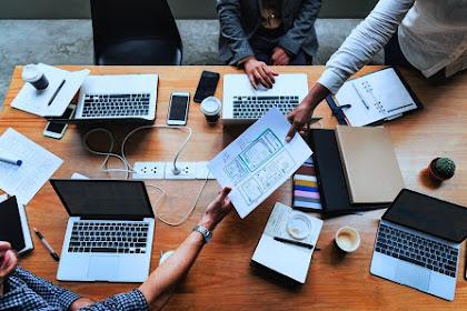 Lima Cara Mudah Agar Bekerja Menjadi Lebih Produktif
