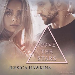 Livro  autora Jessica Hawkins