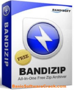 Bandizip Professional v7.17 (x64) With Crack Free Download