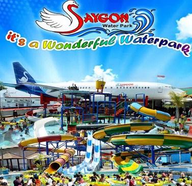 Pesona Keindahan Wisata Saygon Waterpark Pasuruan