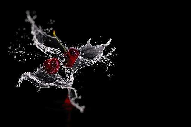 Gambar buah cerry