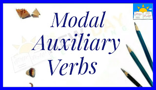 Use of Modal Auxiliary Verbs > can, could, will, would, shall, should, may, might, must, used to, ought, dare, need.