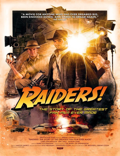 ver Raiders!: The Story of the Greatest Fan Film Ever Made (2015) Online