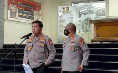 Densus 88 Geledah dan Temukan Bahan Peledak di Bekas Kantor FPI