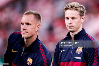 4 possible future leaders of new Barcelona dressing room revealed
