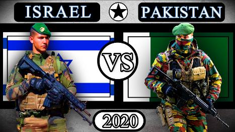 Pakistan vs Israel military power comparison 2020