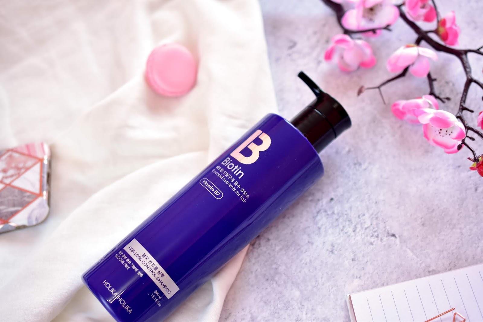 Holika Holika šampón na rast vlasov