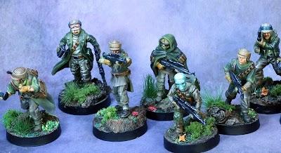 [Starwarslegion] rebel strike team