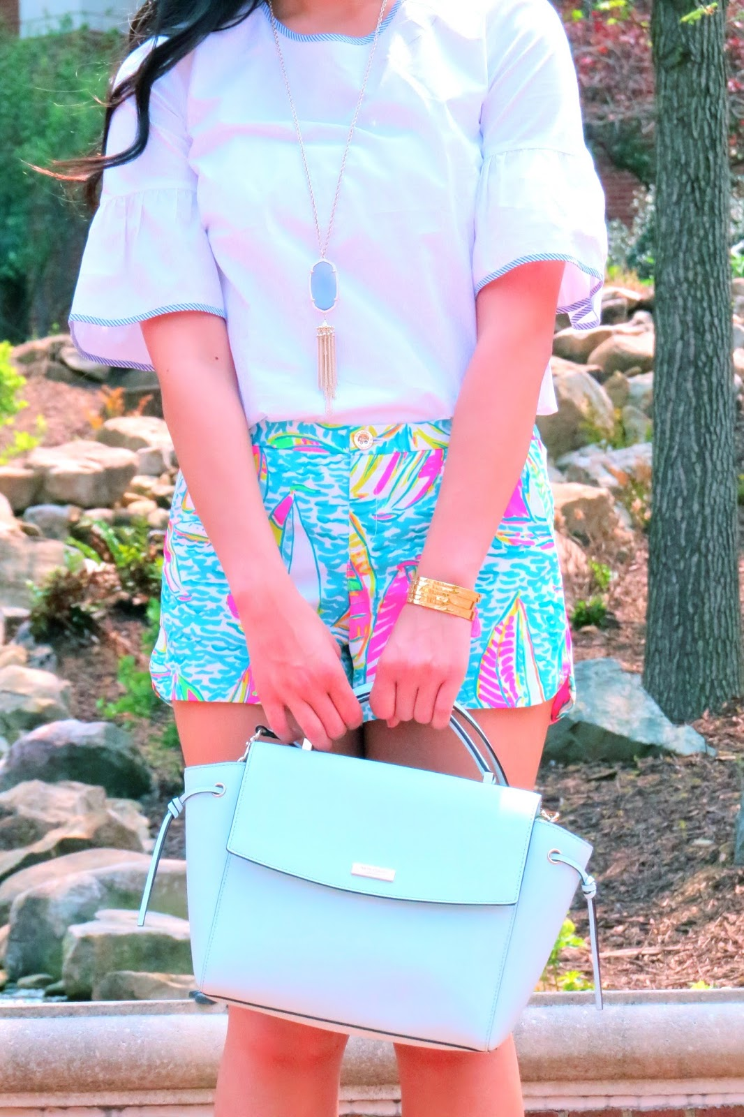 How_to_style_lilly_pulitizer_shorts