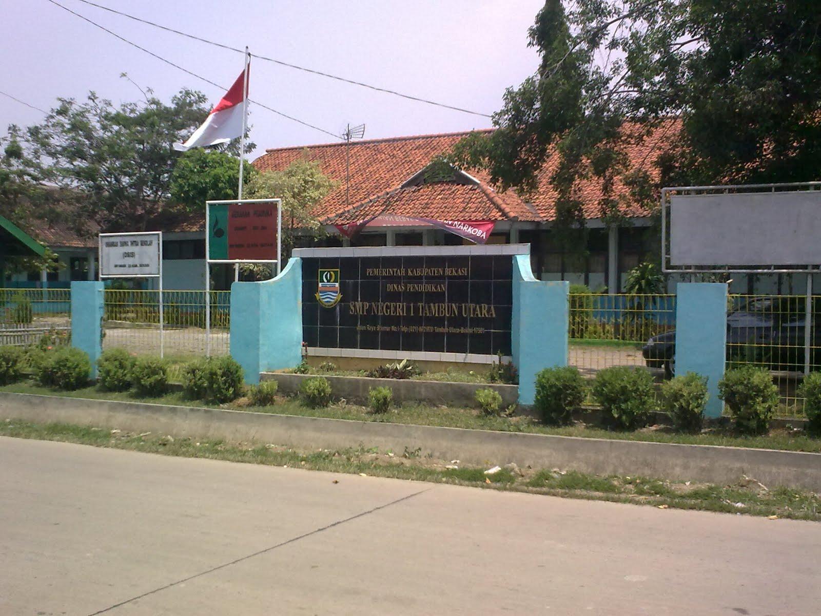 Bang Imam Berbagi: Daftar SMP Negeri di Kabupaten Bekasi 2017