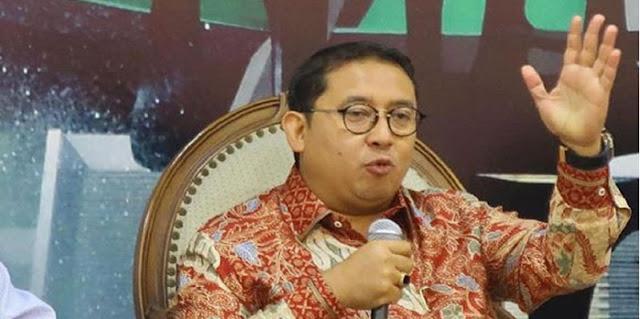 Menteri Tjahjo Banyak Pecat ASN Radikal, Fadli Zon: Jangan-jangan Pemerintah Nggak Ngerti Arti Radikalisme