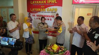 Kerjasama Polres Lumajang, BNNK dan RS Bhayangkara Sediakan Tempat Rehabilitasi Pecandu Narkoba Gratis