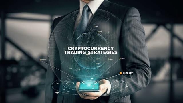 إستراتيجيات المتداولين في سوق العملات الرقمية