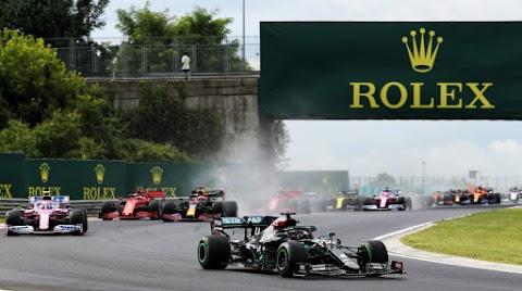 Przewaga Hamiltona nad Bottasem i decyzje sędziów, analiza GP Węgier 2020