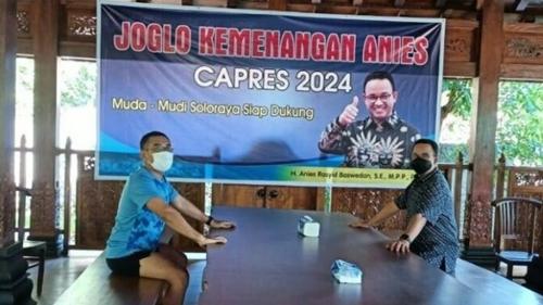 Anies Disebut Sudah Ancang-Ancang Kampanye Capres 2024, Ferdinand: Hasrat Politiknya Tak Wajar