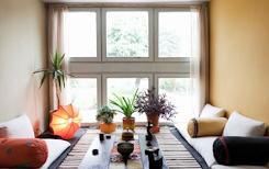 10 Desain Ruang Keluarga untuk Lesehan, Modern dan Nyaman