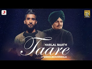 Sidhu Moosewala & Harlal Batth's 'TAARE' Lyrics