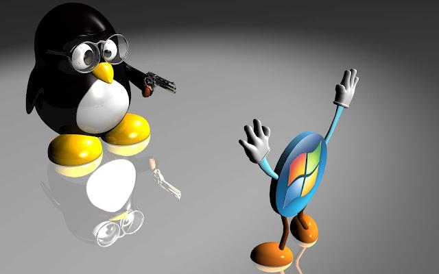 لماذا يعد نظام لينكس اكثر امان من انظمة الويندوز