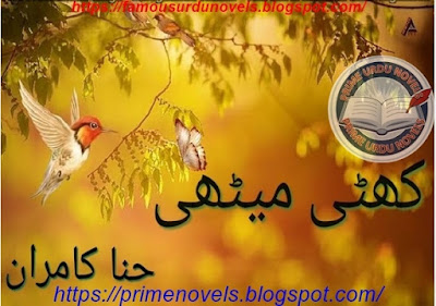 Khatti Meethi novel by Hina Kamran Episode 14 pdf