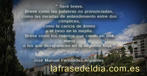 Cuentos de amor de José Manuel Fernández Argüelles