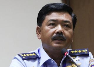 DPR Uji Kelayakan Hadi Tjahjanto Calon Tunggal Panglima TNI Pengganti Gatot Nurmantyo