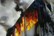 Lapas Tangerang Terbakar, 40 Orang Dilaporkan Tewas