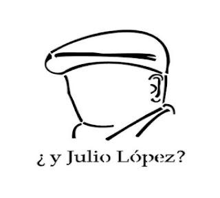 ¿Y Julio López?