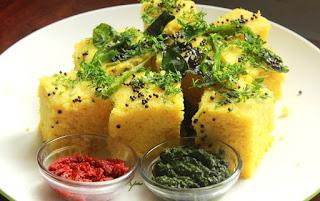 Dhokla Recipe   How To Make Dhokla At Home
