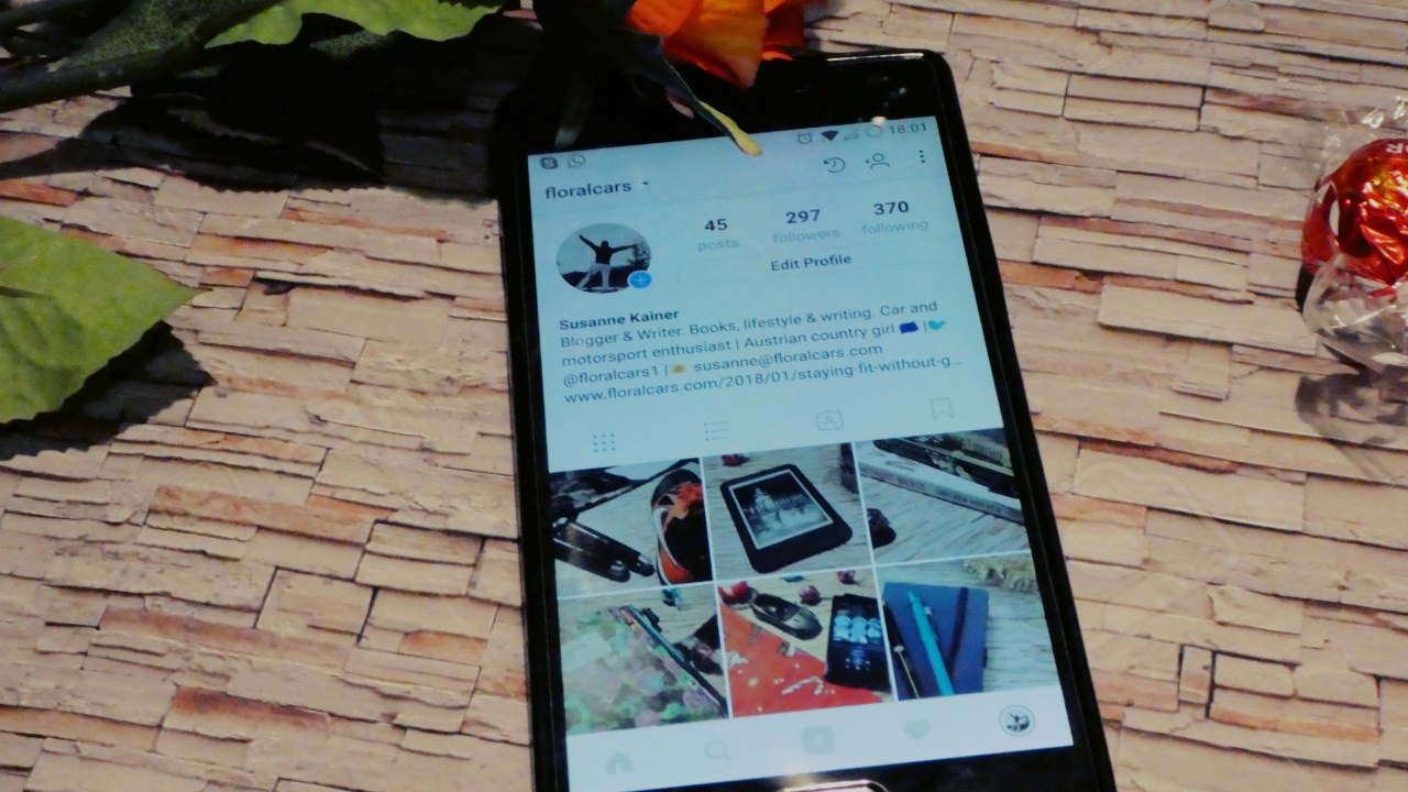 Uploading Images To Instagram With Your PC - floralcars