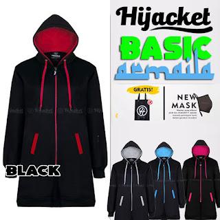 Hijacket Basic Black