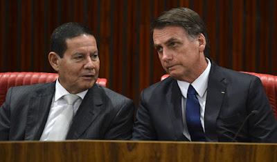 TSE julga ação que pede a cassação da chapa de Bolsonaro e Mourão