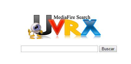 Buscador de todo tipo de archivos en Mediafire