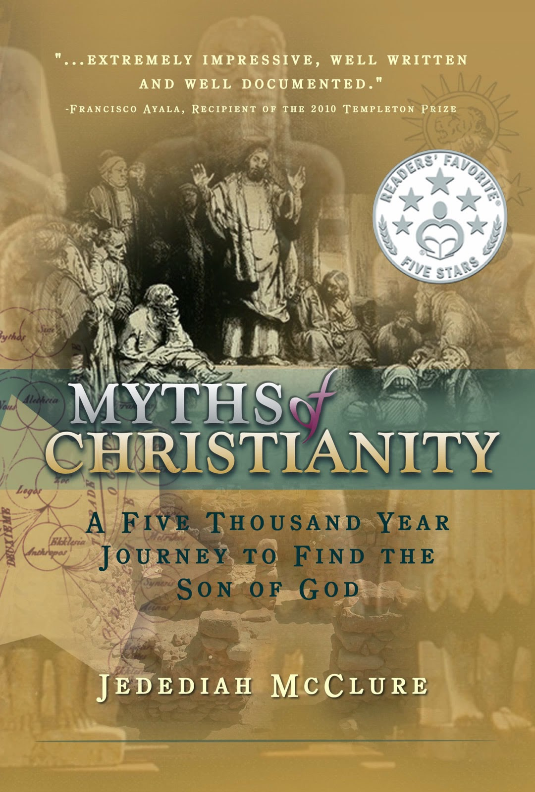 myths of christianity, jedediah mcclure