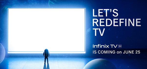 Infinix First Ever Smart TV Launching Soon – See Details