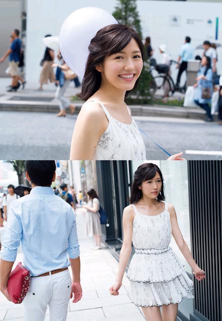 AKB Watanabe Mayu Gravure FLASH 007
