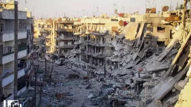 Η Προπαγάνδα έχει περάσει τα όρια και καταντά αηδιαστική... Ο ΟΗΕ κατηγόρησε την Κυβέρνηση της Συρίας για τη χρήση χημικών όπλων
