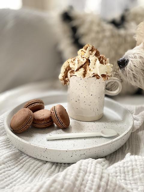 koken drankjes foto styling arja van garderen foodstyling macarons chocolademelk koffie recepten
