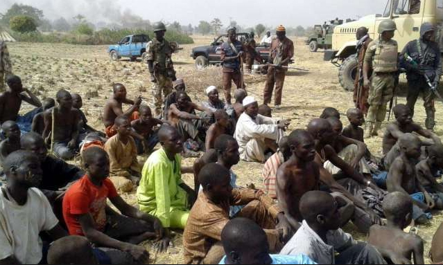 8000 boko haram members surrender