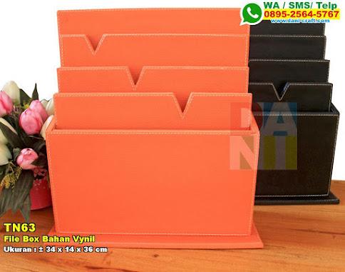 File Box Bahan Vynil