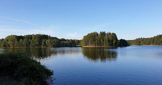 So schön ist NRW, Beversee im Bergischen Land, Radevormwald, Hückeswagen.