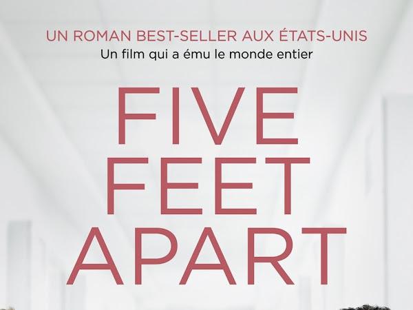 Five feet apart de Rachael Lippincott, Mikki Daughtry et Tobias Iaconis