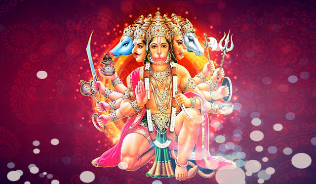 Shri panchmukhi hanuman kavch benifits pdf download