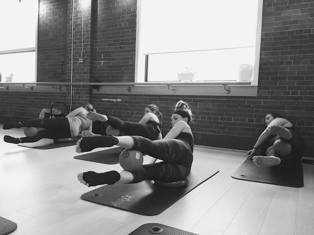 Barre Body Studio Calgary