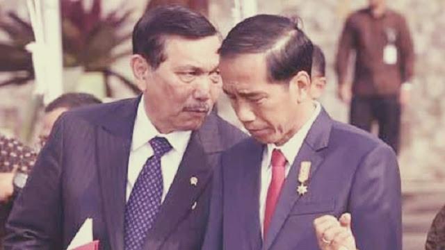 Idris Laena: Jokowi Begitu Hebat, Hancur karena Bisikan